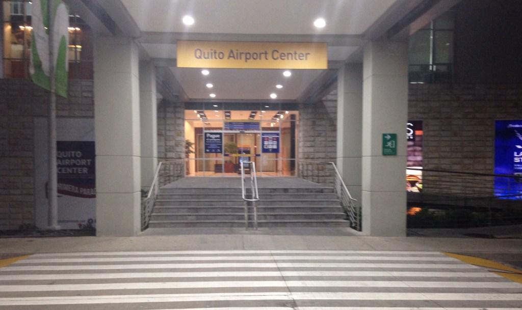 Quito Airport Center