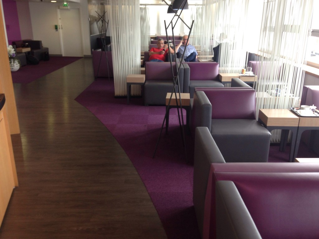 Icare Lounge at Orly