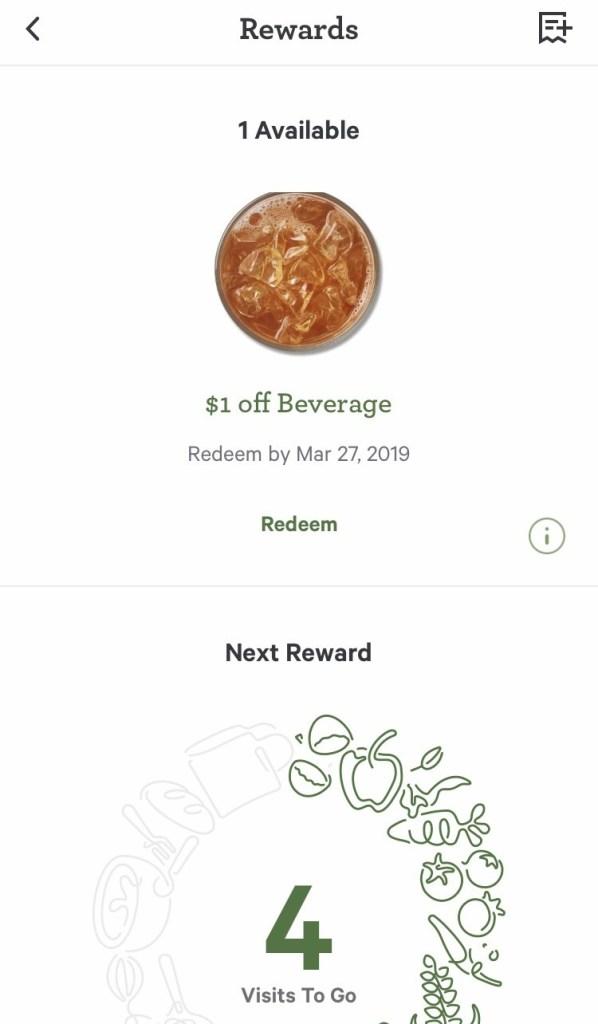 mypanera rewards