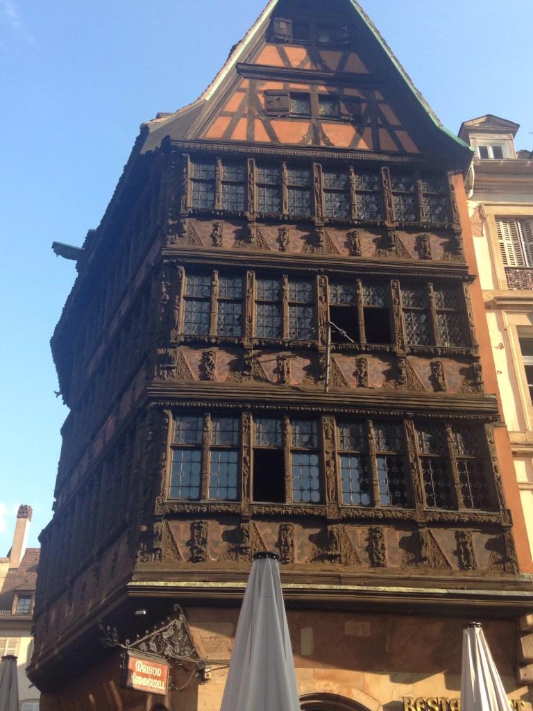 Strasbourg France - Maison Kammerzell