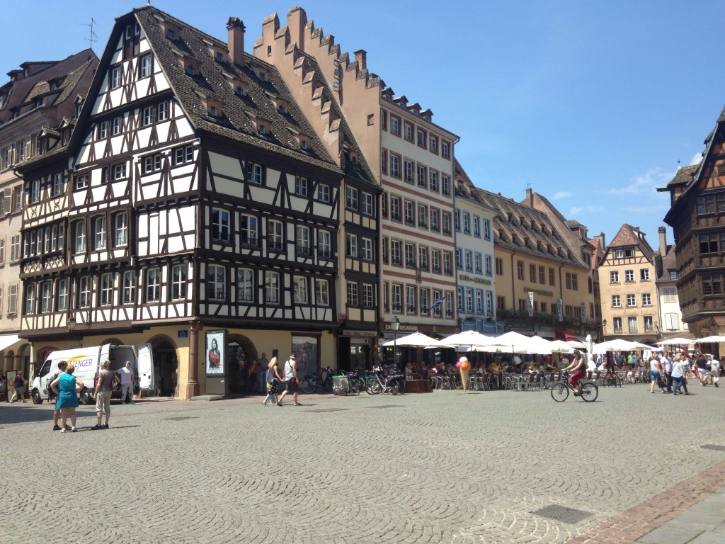 Strasbourg France - Grand Ile