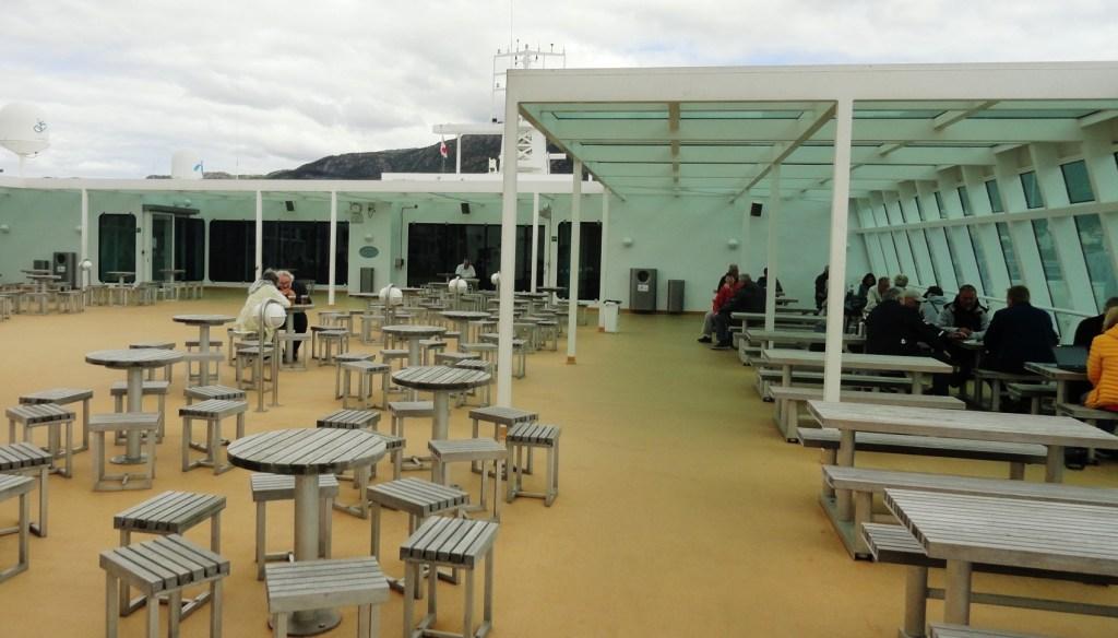 Bergen to Stavanger - Ferry