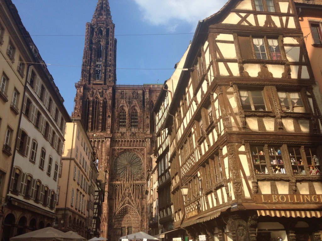 Strasbourg France - Cathedral
