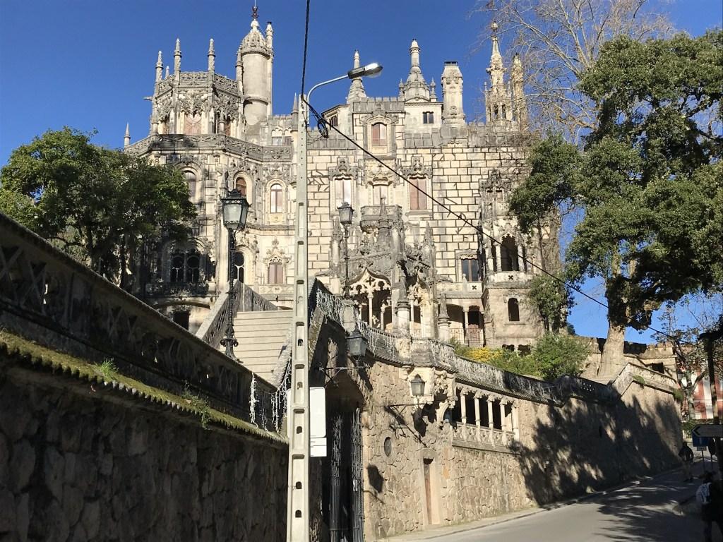 Sintra Portugal - Quinta de Regaleira