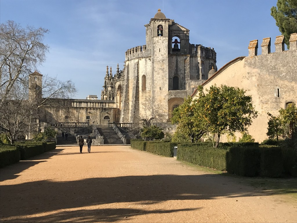 Tomar Portugal - Templar Church