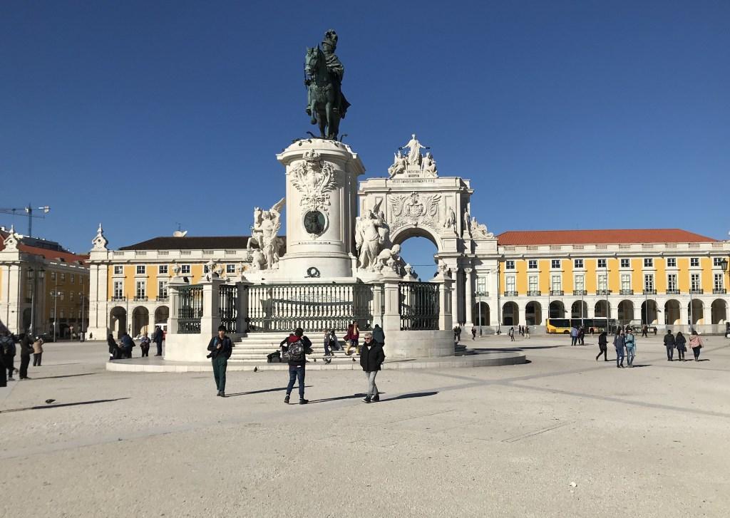 Things to do in Lisbon - Price do Comercio