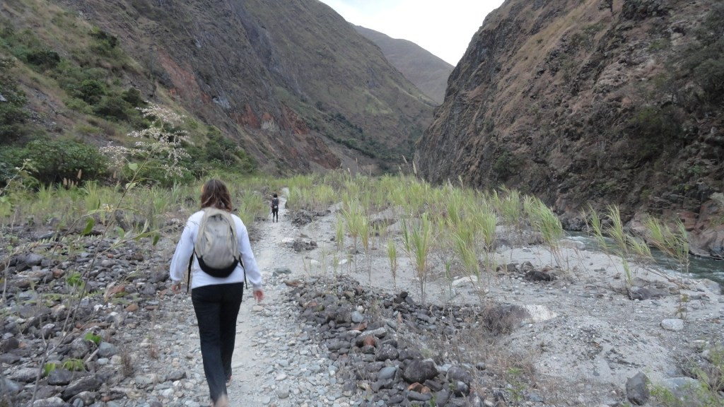 Hiking the Inca Trail