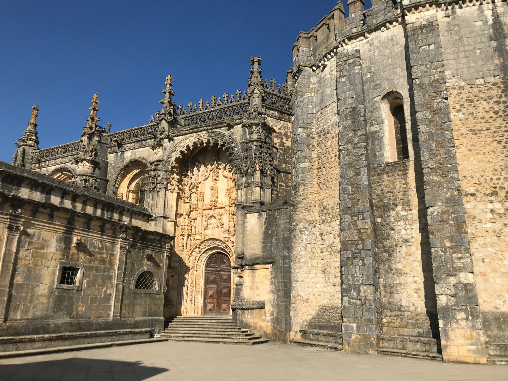 Tomar Portugal - Order of Christ