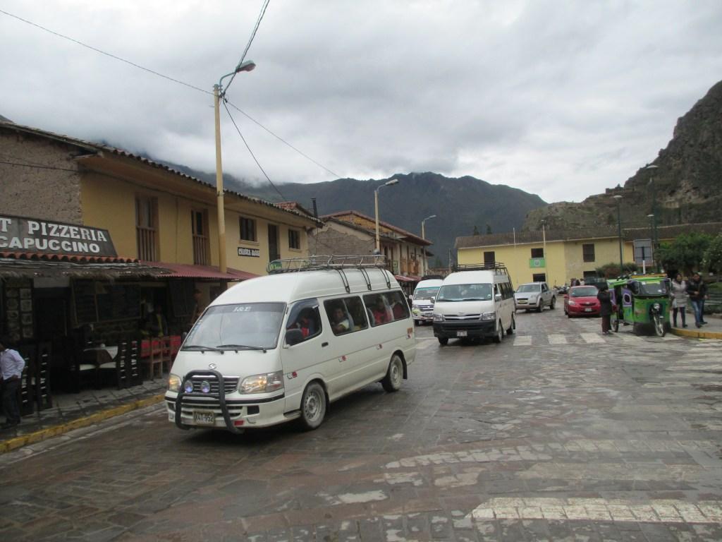 Cusco to Ollantaytambo