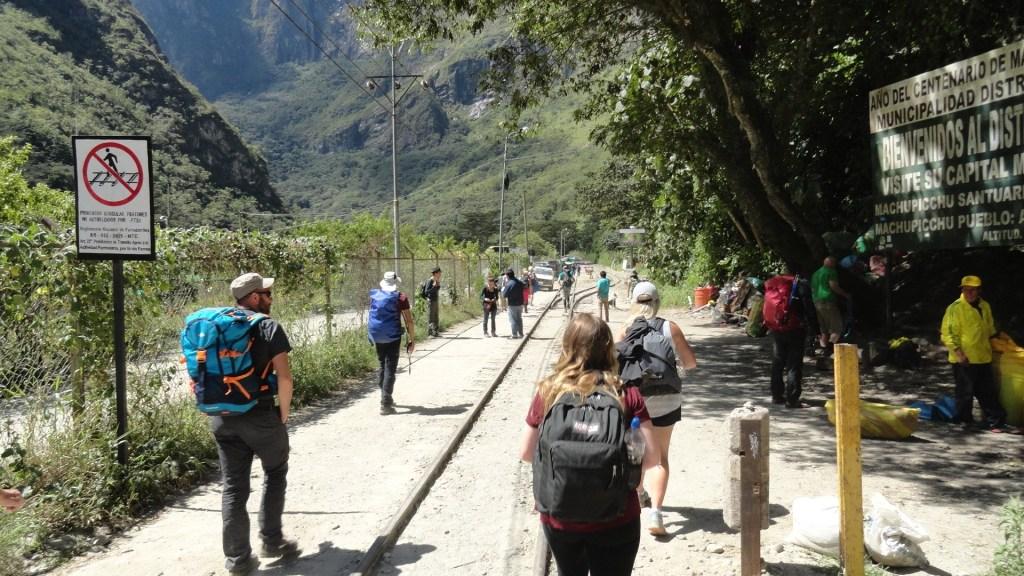 Hiking to Machu Picchu - Hike