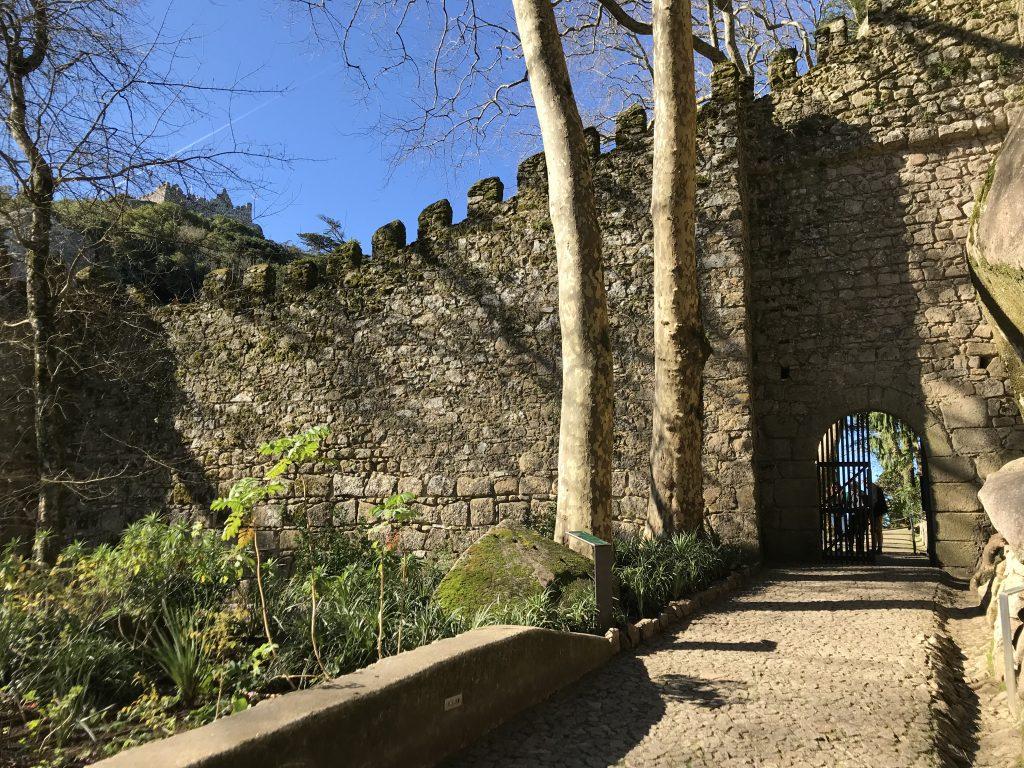 Hiking Sintra Castles