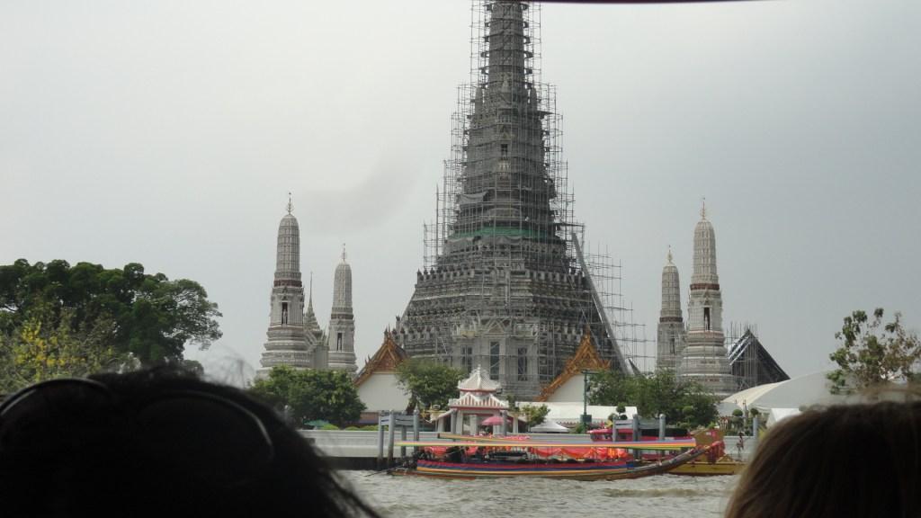 First trip to Asia - Wat Arun Bangkok