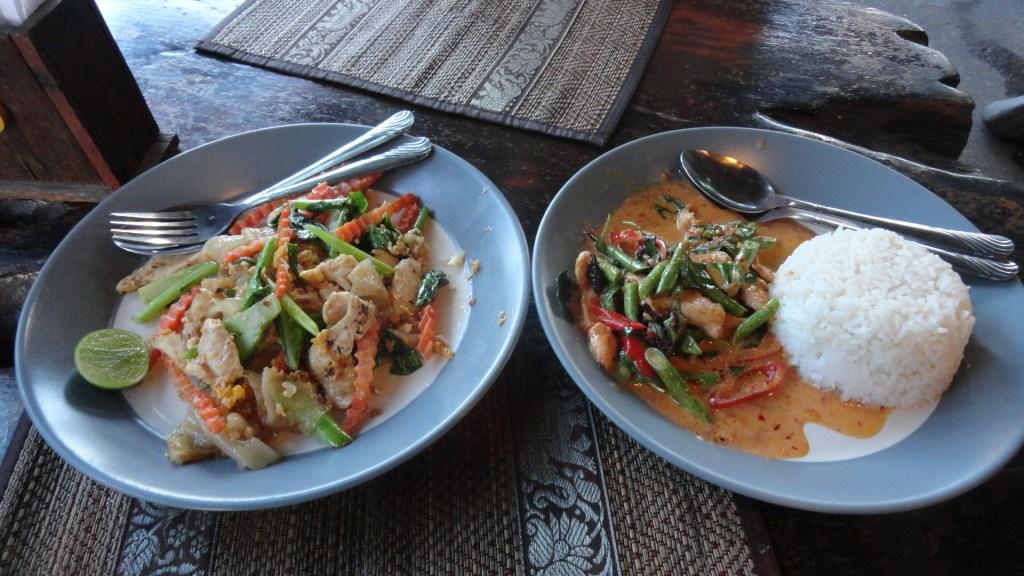 trip to Ayutthaya - Food