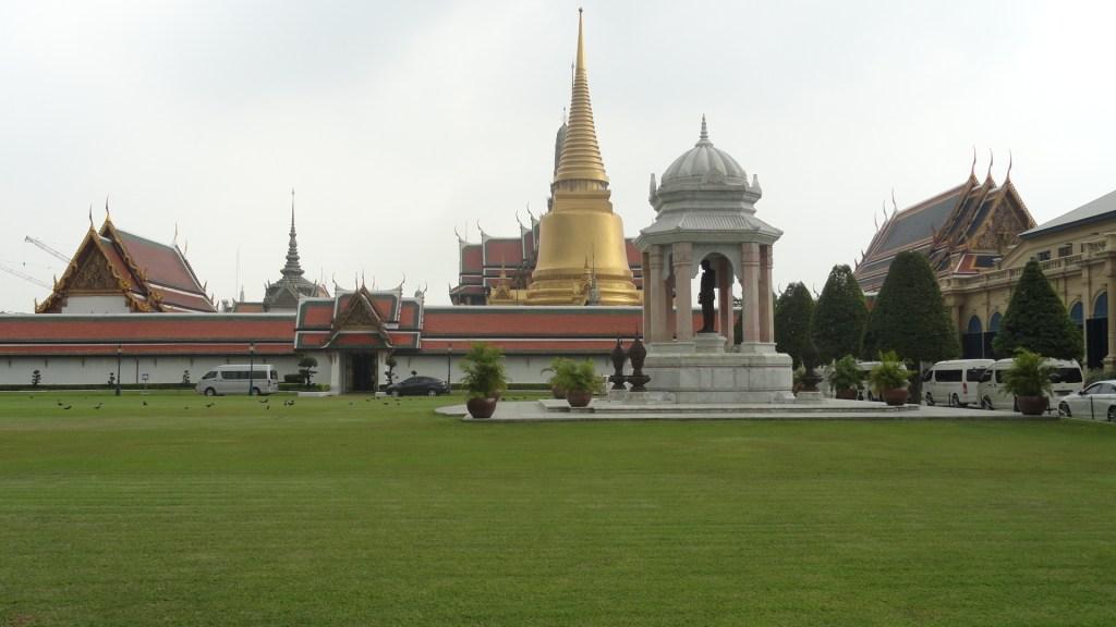 First trip to Asia - Bangkok Royal Palace