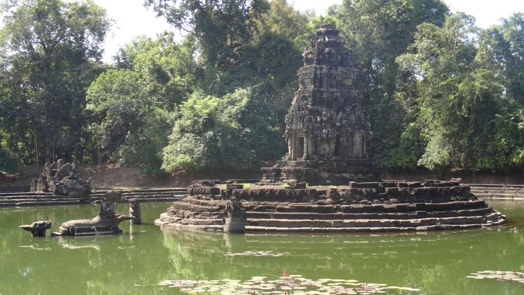 Neak Pean Cambodia