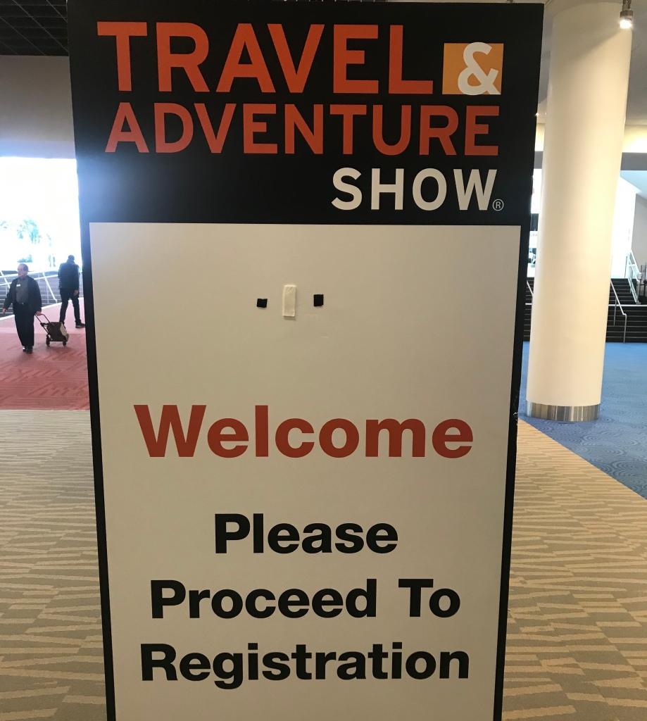 2020 Travel and Adventure Show Denver