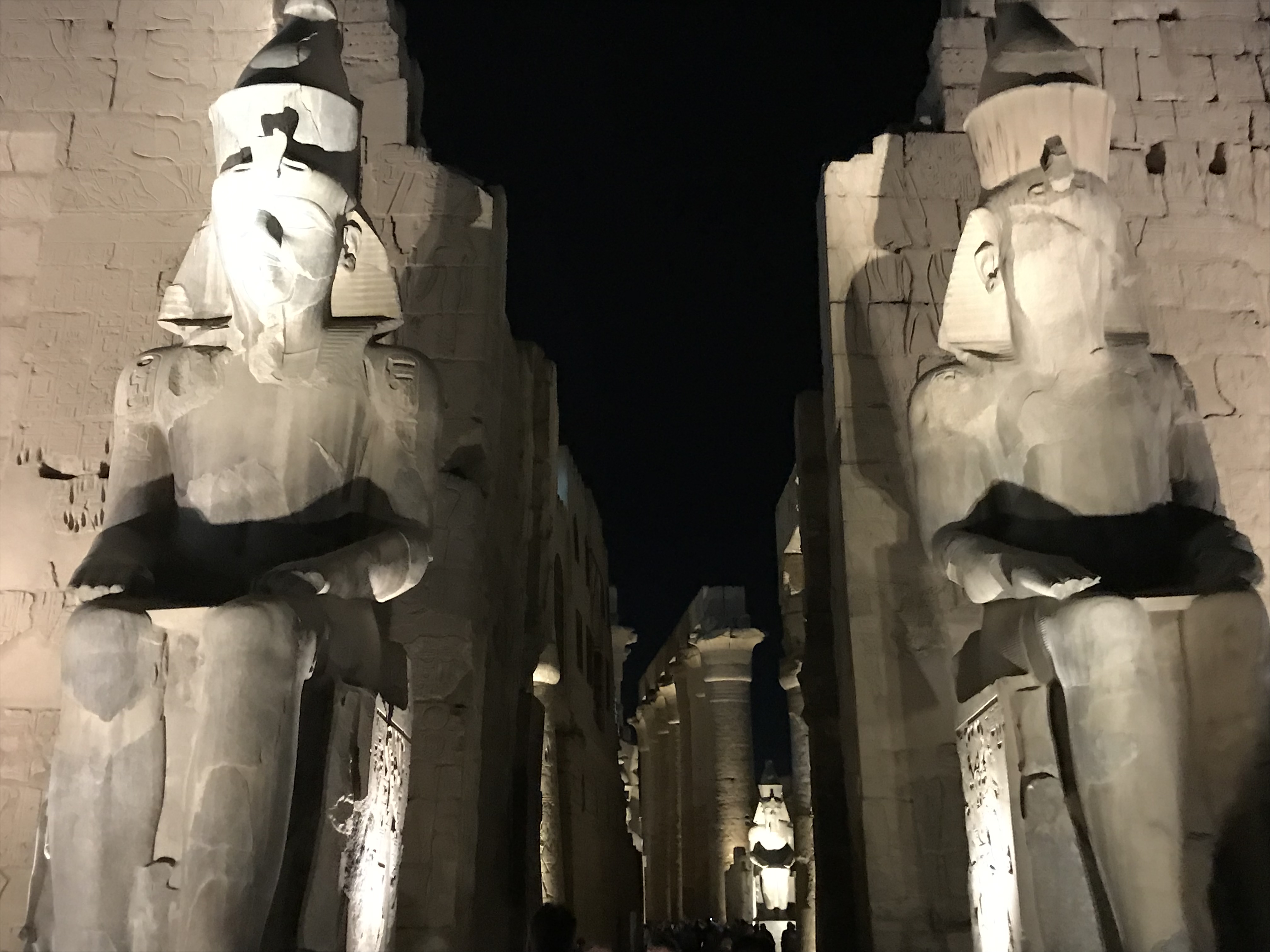Luxor Egypt Temple