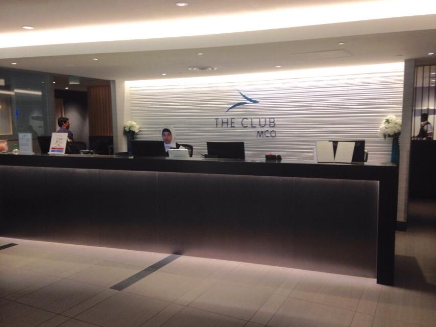 The Club at MCO - Main