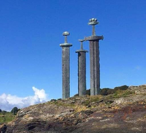 three Swords - Stavanger Norway