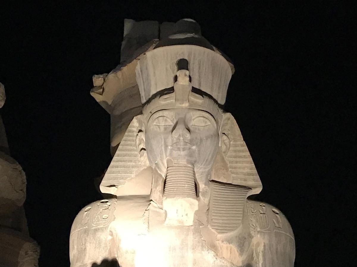 Luxor Temple Egypt Pharaoh
