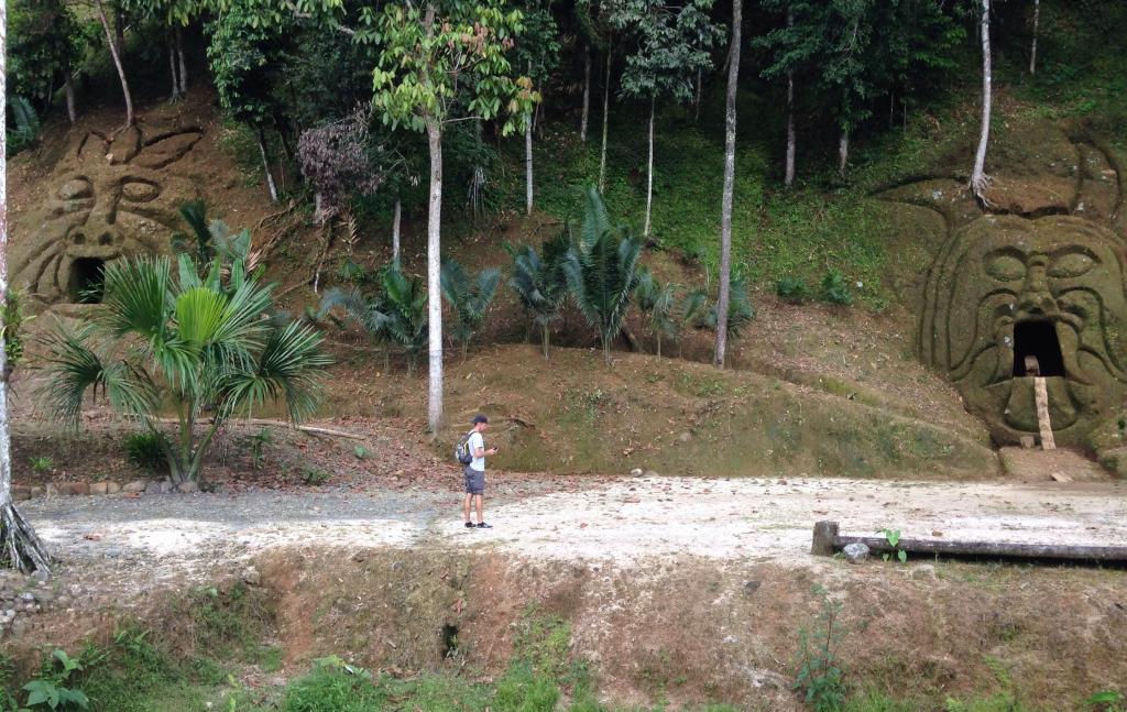Devil Mouth Ecuador Amazon Finca Mirador Indichuris