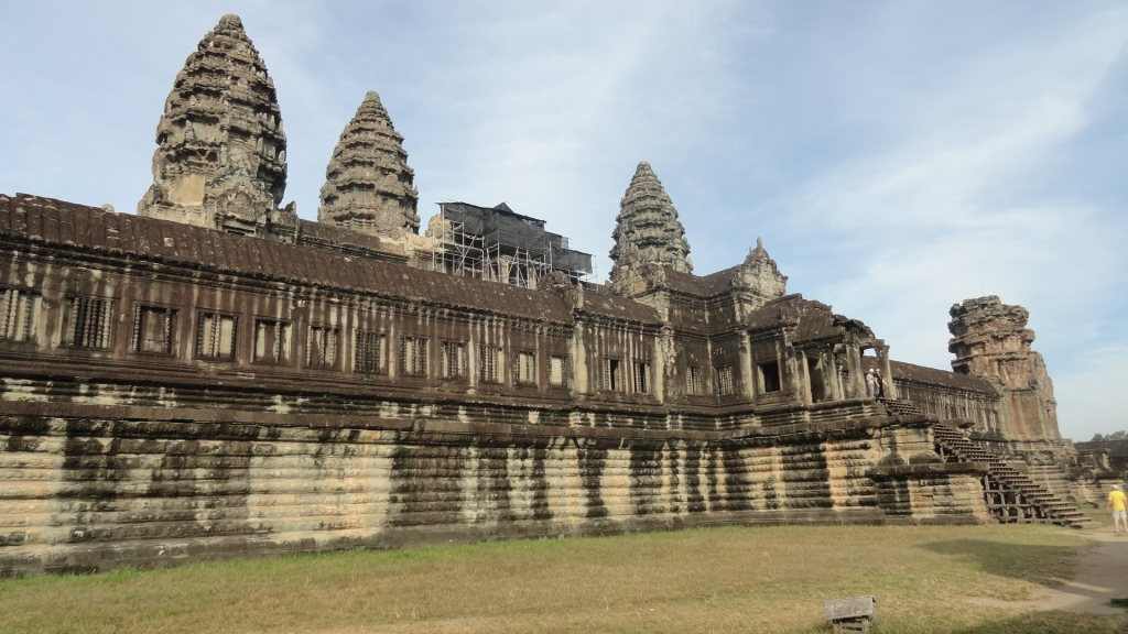 Budget Trip to Thailand and Cambodia