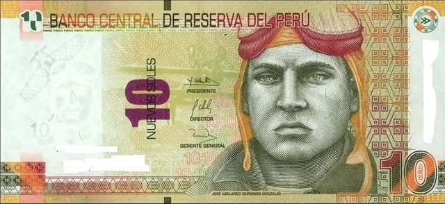 traveling to Machu Picchu - Money