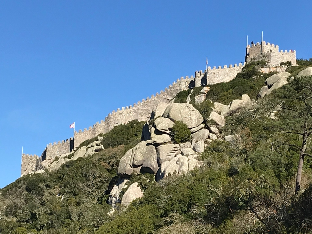 The Castles - Hiking Sintra Castles