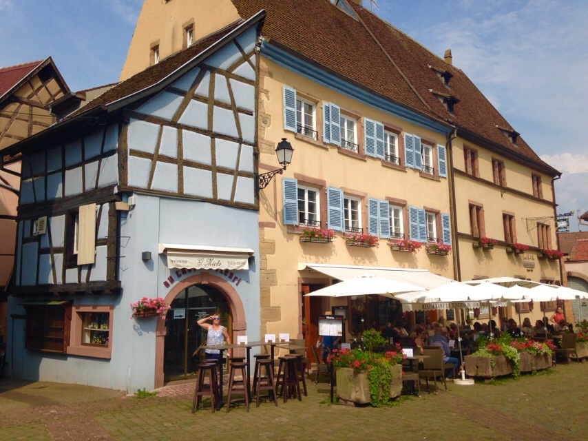 Things to do in Eguisheim