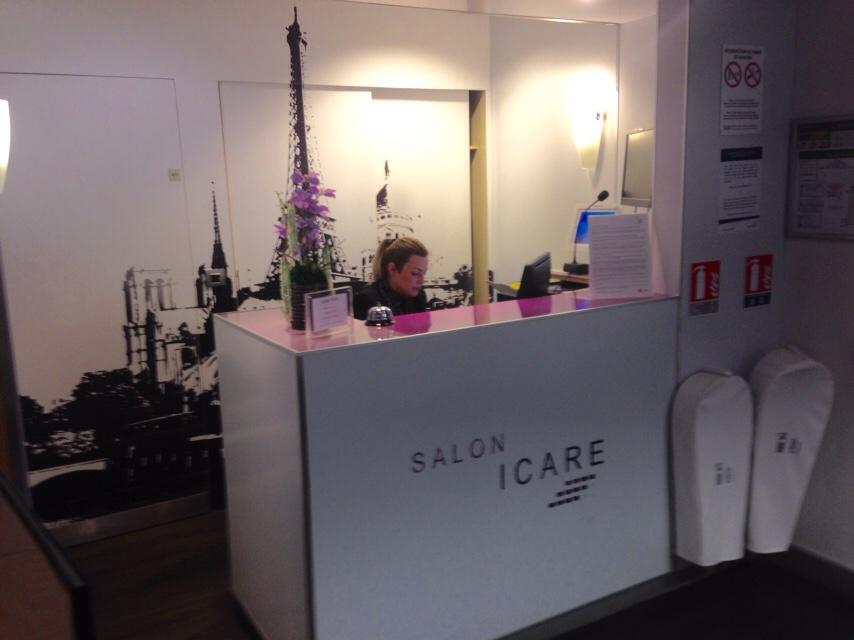 Salon Icare Lounge Orly