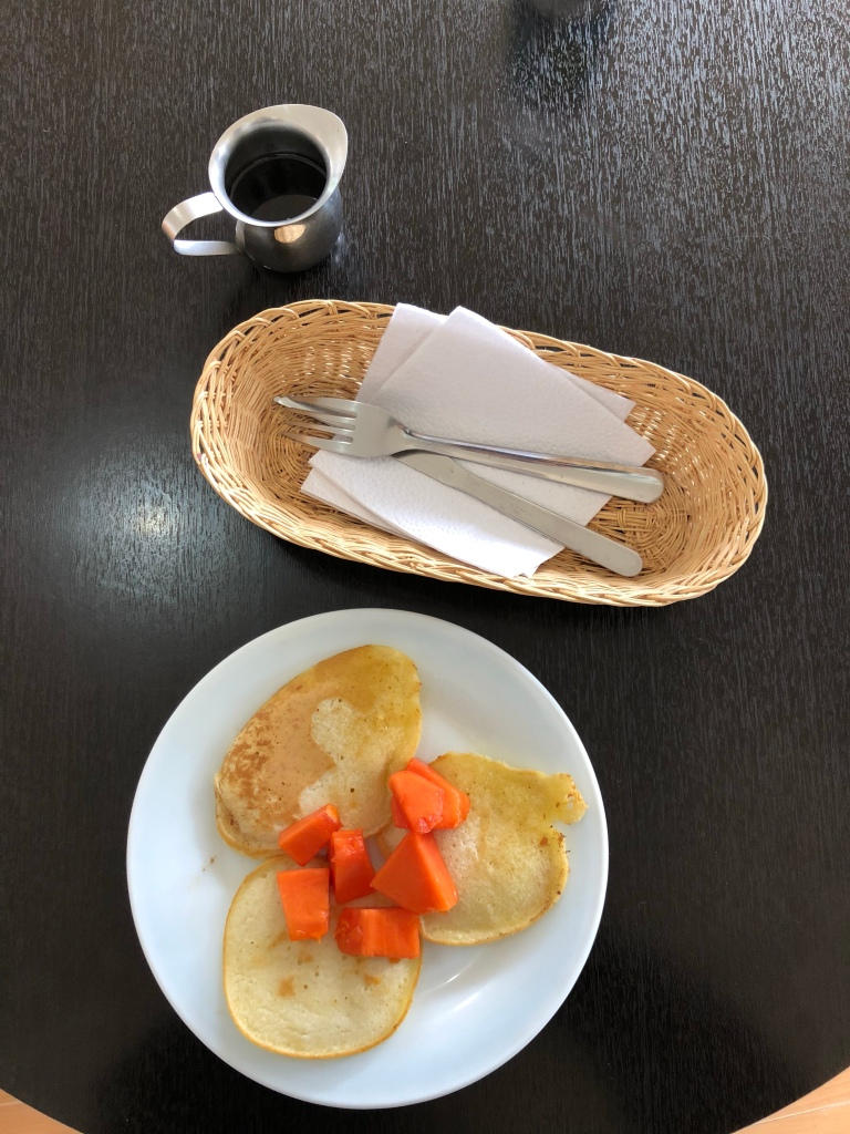 Breakfast at Quito Airport Suites
