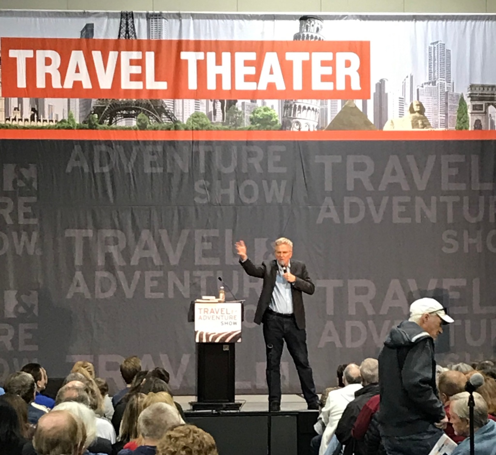 Travel Adventure show - Rick Steves