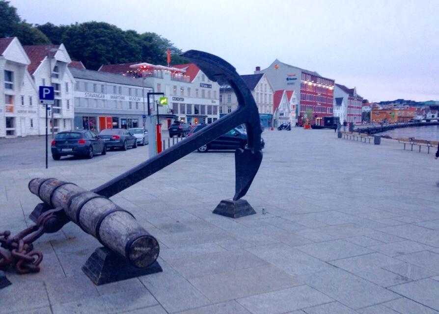 Stavanger Norway - Stavanger Harbor