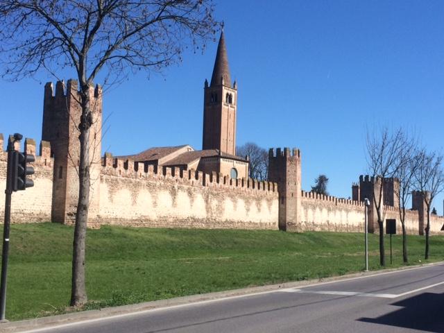 Montagnana Small Towns Italy