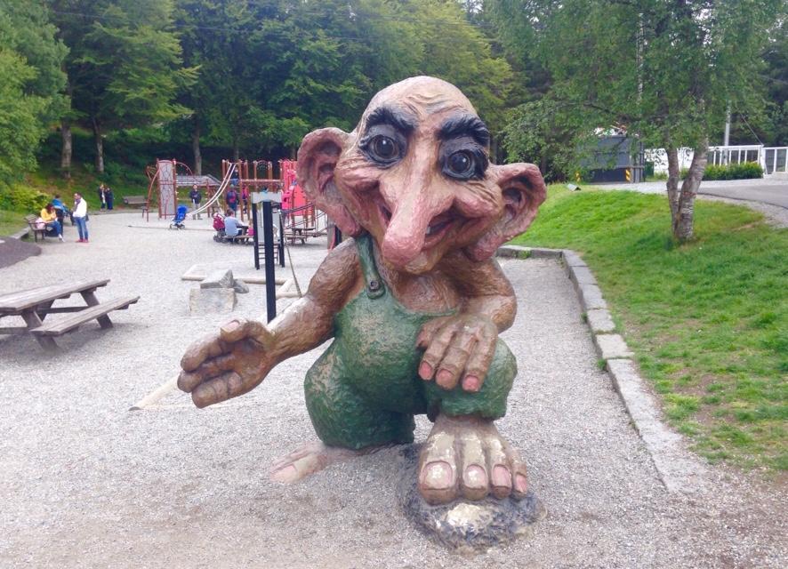 things to do in Bergen - Trolls