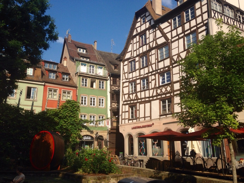 Strasbourg France - Coopers Quarters