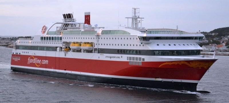 Stavanger to Bergen Norway - Ferry